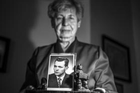 Milena Blatná, laureátka Ceny Paměti národa 2018