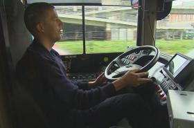 Z učitele řidičem autobusu