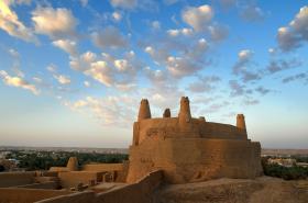 Památky v saúdskoarabském městě Sakaka