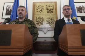 Aleš Opata a Lubomír Metnar