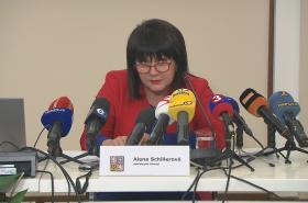 Alena Schillerová (za ANO)