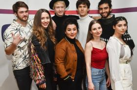 Účastníci národního kola Eurovize