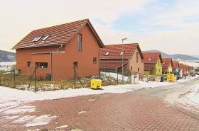 V Železném přibylo za 10 let 50 nových domů