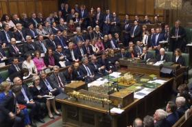 Britský parlament hlasoval o dohodě o brexitu