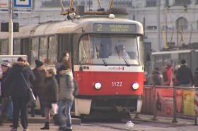 Tramvaj Dopravního podniku města Brna