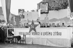 Počátky JZD v Československu