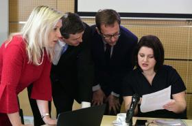 Jednání důchodové komise