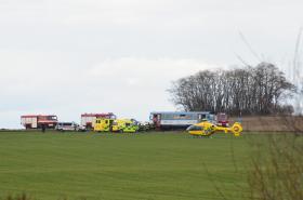 Nehoda vlaků u Čáslavi