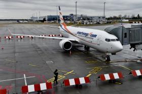 Boeing 737 MAX 8 společnosti Smartwings