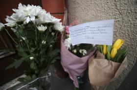 Pieta za oběti útoku na mešitu ve městě Christchurch