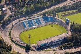 Rekonstrukce stadionu Bazaly