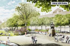 Projekt revitalizace Karlova náměstí