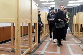Finové vybírají nový parlament