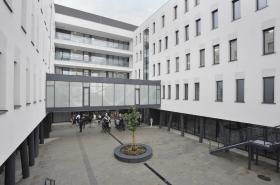 Nový pavilon ve Fakultní nemocnici Olomouc