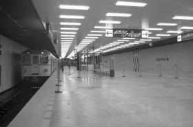 Metro v roce 1974