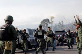 Nepokoje ve Venezuele