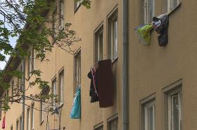 Ubytovna v Olomoucké ulici
