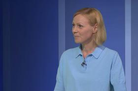 Ukrajinistka Lenka Víchová
