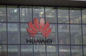 Hlavní sídlo firmy Huawei v Británii (v Readingu)