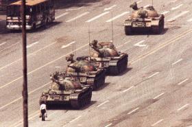 Protesty na náměstí Nebeského klidu (Tchien-an-men) 1989