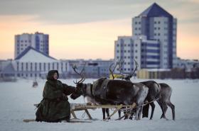 Sibiř, ilustrační foto