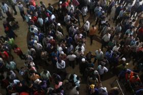 Rostoucí populace