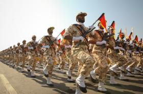 Íránské revoluční gardy