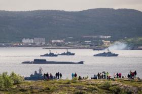 Ruské námořnictvo