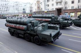 Ruský systém protiraketové obrany S-400