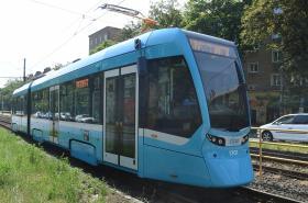 Stadler nOVA - aktuálně nejmodernější tramvaj v Ostravě