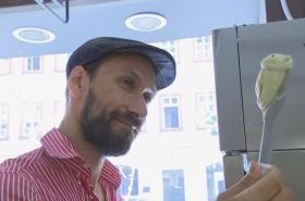 Majitel pražských zmrzlináren Crème de la Crème Jan Hochsteiger