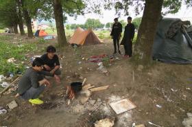 Žadatelé o azyl v Bosně a Hercegovině