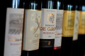 Francouzská červená vína