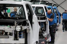 Výroba vozidel e.Go v Německu