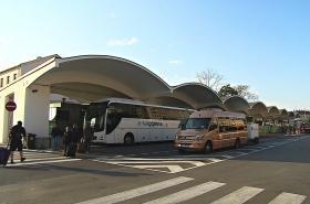 U autobusového nádraží u Granhotelu v Brně končí opravy