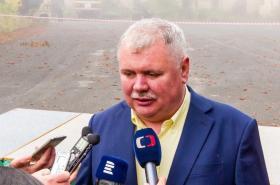 Jaroslav Třešňák v roce 2017