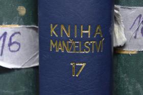 Kniha manželství