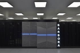 Univerzální superpočítač Barbora