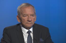 Předseda Senátu Jaroslav Kubera (ODS)