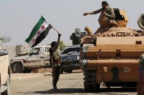 Turecko operuje na severu Sýrie