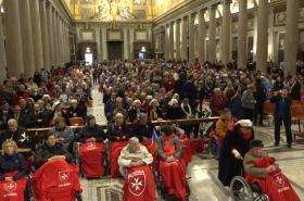V Římě začala česká národní pouť
