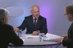 Senátor Pavel Fischer varuje před vlivem Ruska