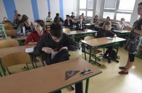 Přijímací zkoušky na čtyřleté gymnázium
