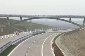 Nový úsek dálnice D1