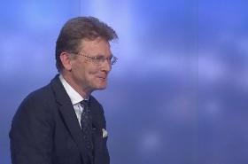 Nick Archer, velvyslanec Velké Británie v ČR