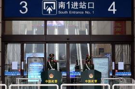 Omezená doprava ve Wu-chanu