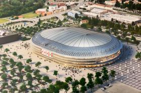 Nové sportoviště má stát na Výstavišti