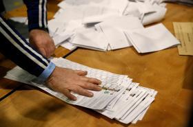 Sčítání irských parlamentních voleb