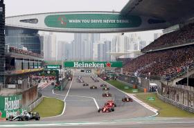 Velká cena Číny F1