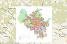 Územní plán města Brna